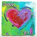 Dianne - I heart U Cover7
